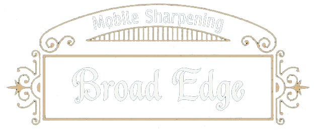 Broad Edge Mobile Sharpening
